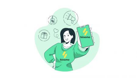 كيفية فتح حساب وإيداع الأموال في Binomo